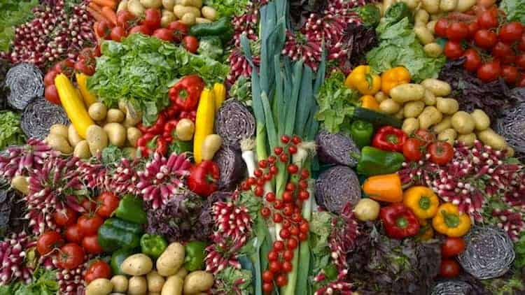Come mas vegetales