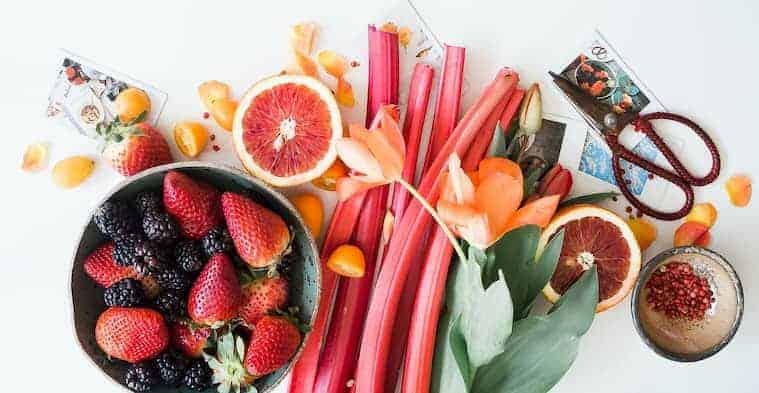 Comer más sano y estilo de vida saludable