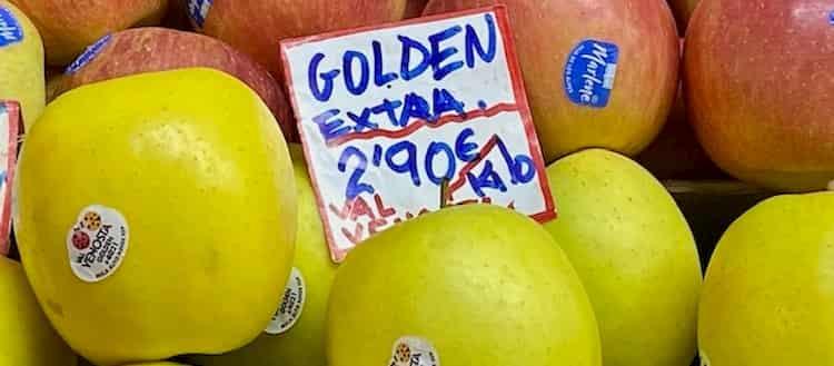 Manzanas para al digestion