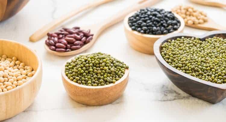 propiedades de las legumbres