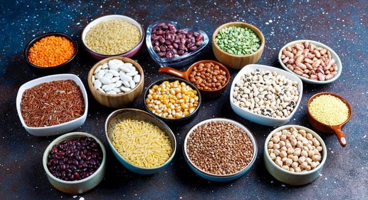 Todo sobre el contenido de fibra de las legumbres