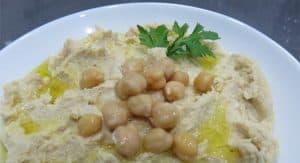 Mejor recetas de hummus tradicional