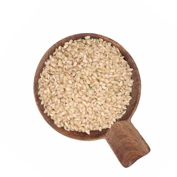 Arroz redondo integral ecológico a granel